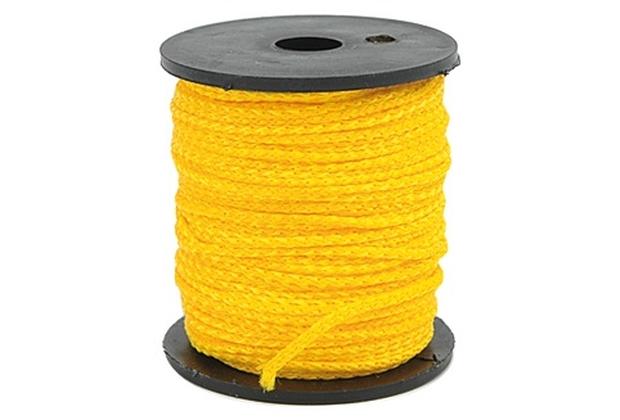 Šňůra zednická 100 m žlutá