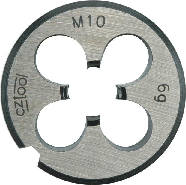 Závitová kruhová čelist M12