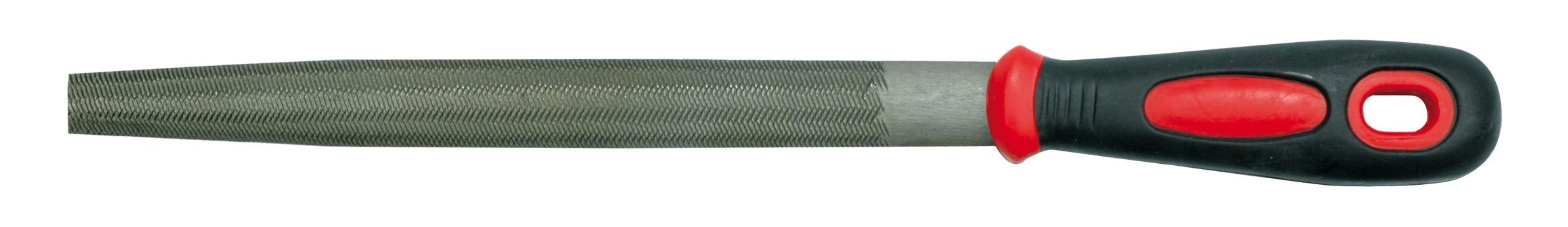 Pilník zámečnický půlkulatý 200 mm VOREL