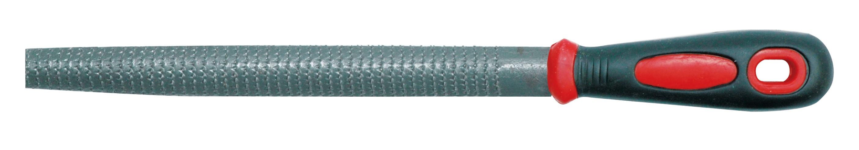 Pilník na dřevo půlkulatý 200 mm