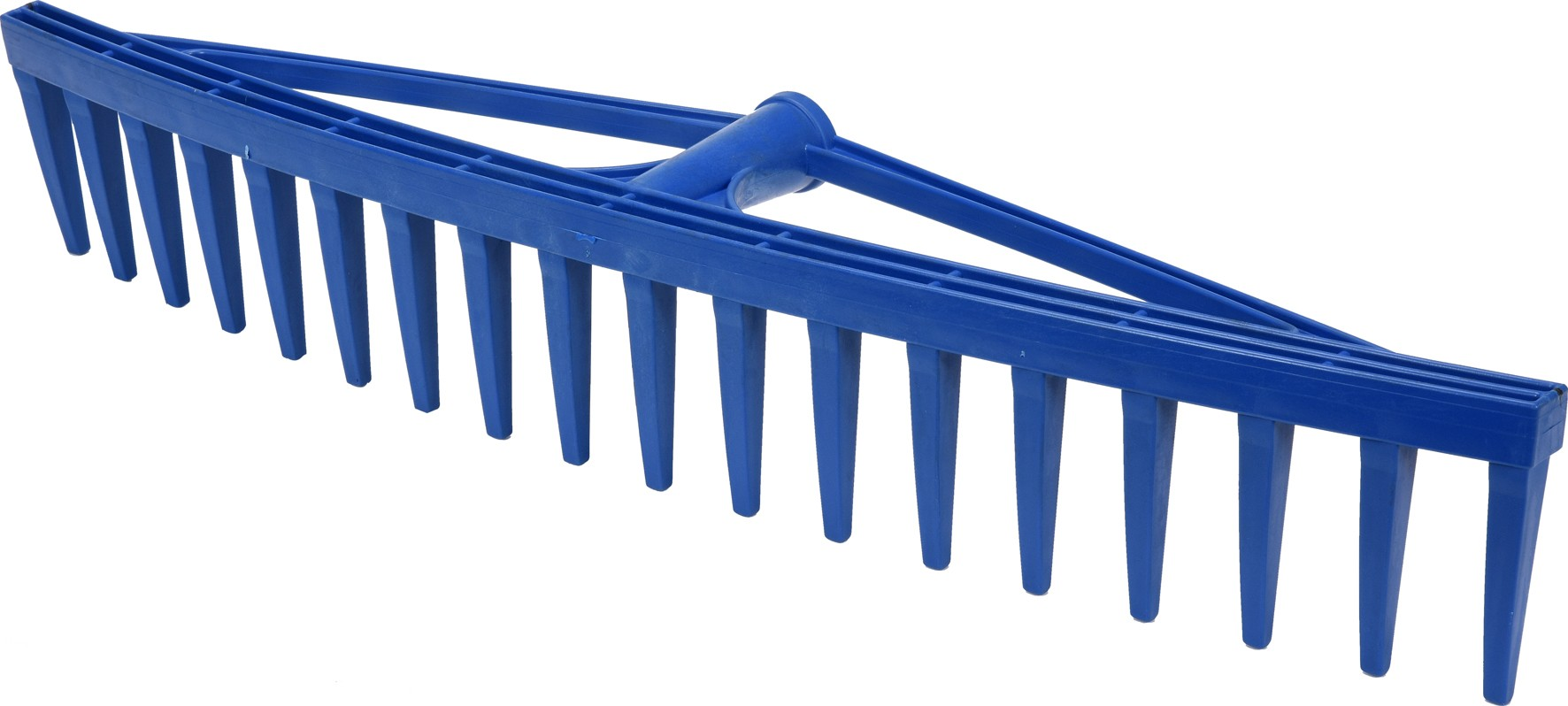 Hrábě 600 mm plast 18 zubů