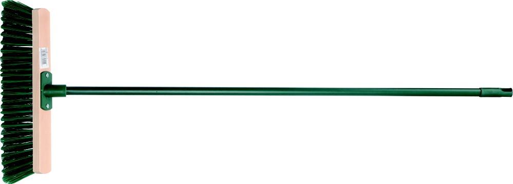 Smeták 400 mm PVC s násadou