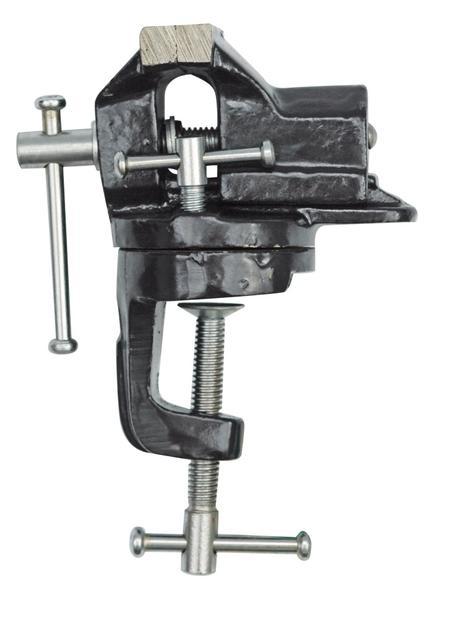 Svěrák stolní 60 mm otočný