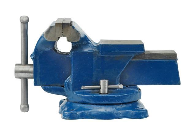 Svěrák zámečnický 150 mm otočný