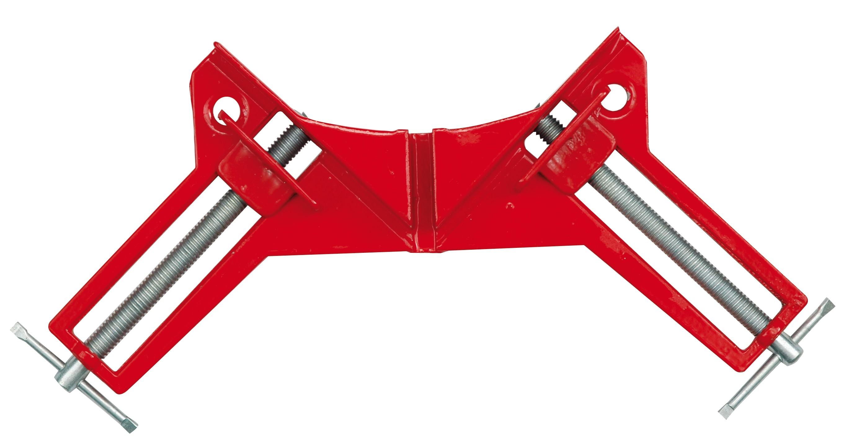 Svěrka truhlářská 75 mm úhlová