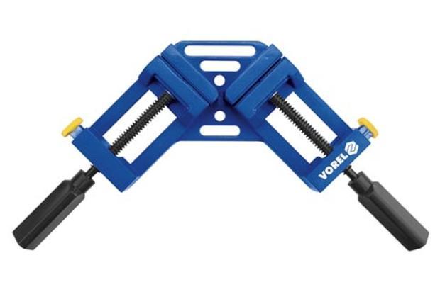 Svěrka truhlářská 65 mm úhlová