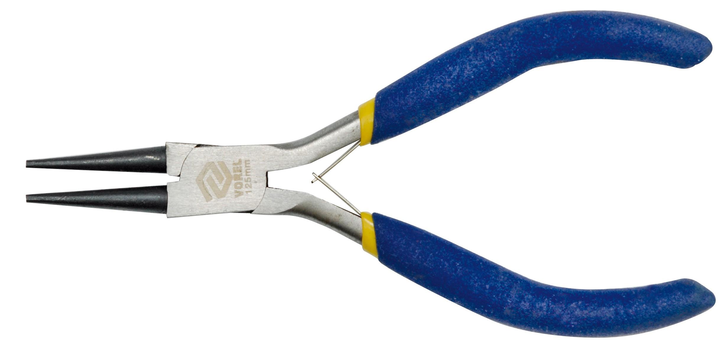 Kleště kulaté 125 mm