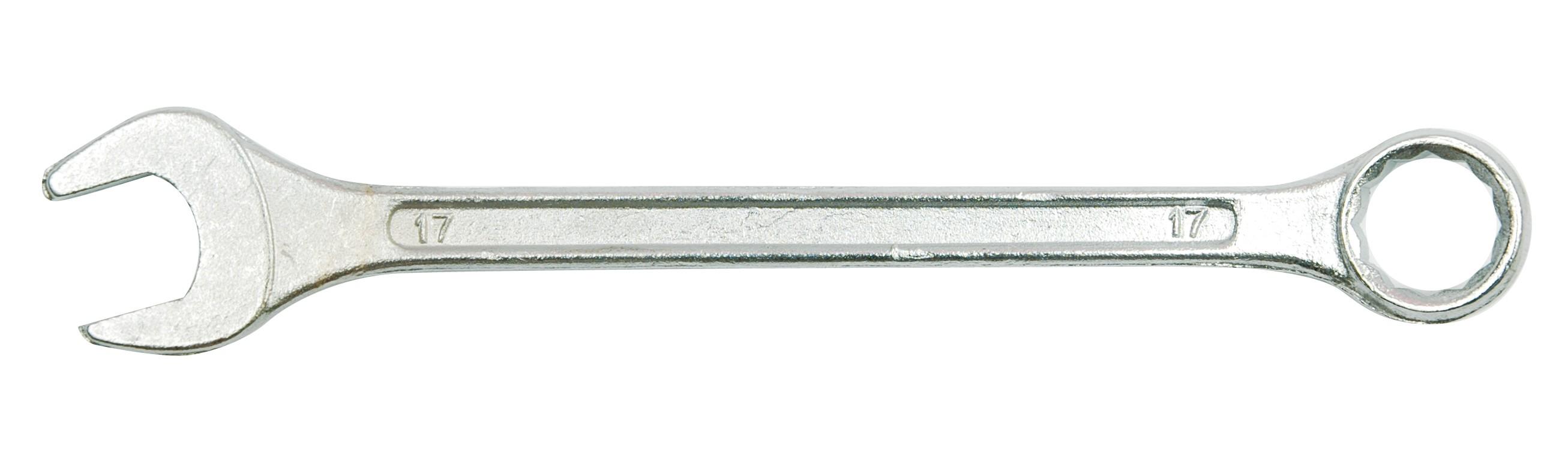 Klíč očkoplochý 17 mm