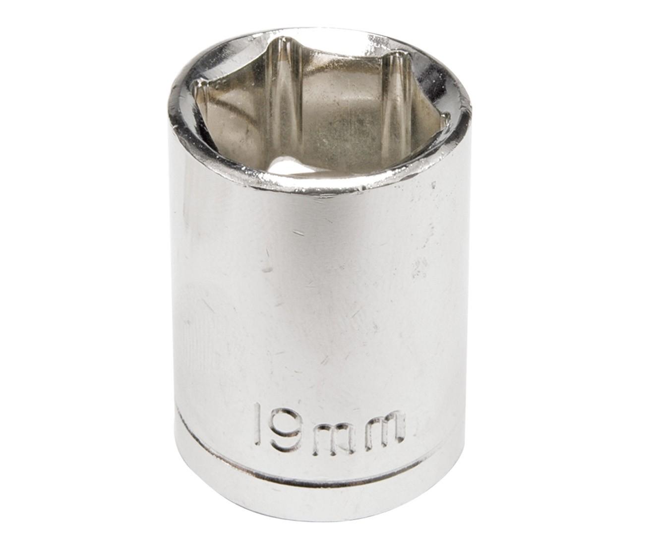 """Nástavec 1/2"""" 19 mm šestihranný"""
