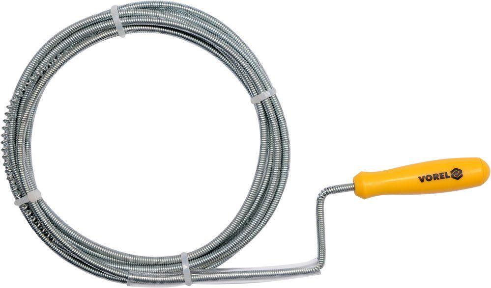 Spirála kanalizační průměr 5mm, 1,5m