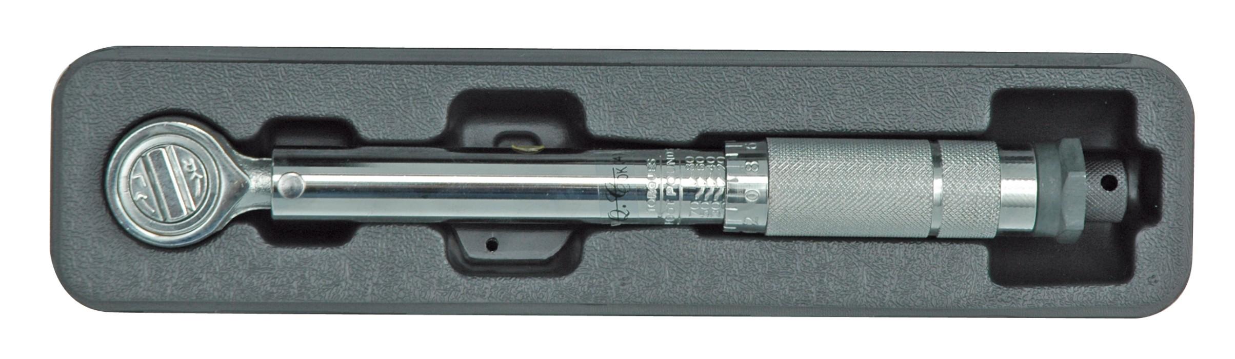 "Klíč momentový 3/8"" 270 mm 13,6-108Nm"