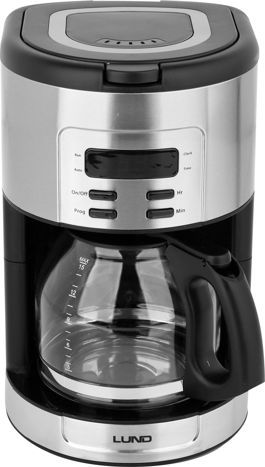 Kávovar 1000 W s časovačem