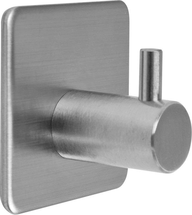 Jednoduchý háček nalepovací 3M Steely