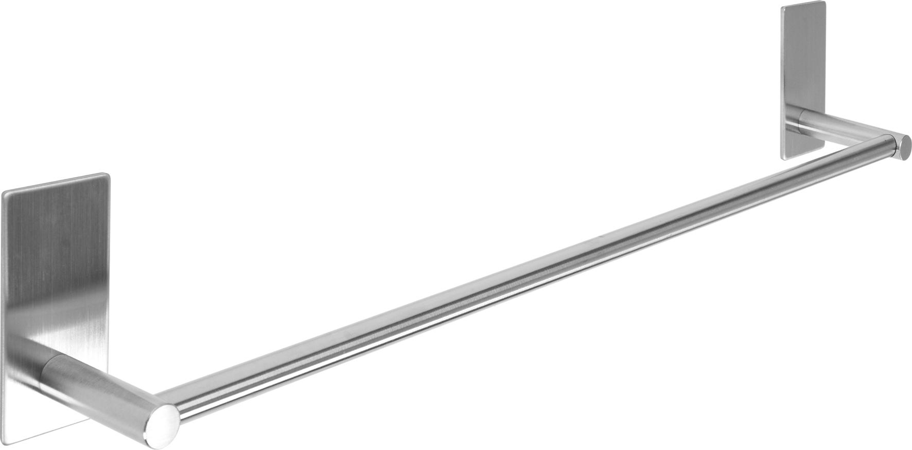 Držák ručníku 55 cm nalepovací 3M Steely