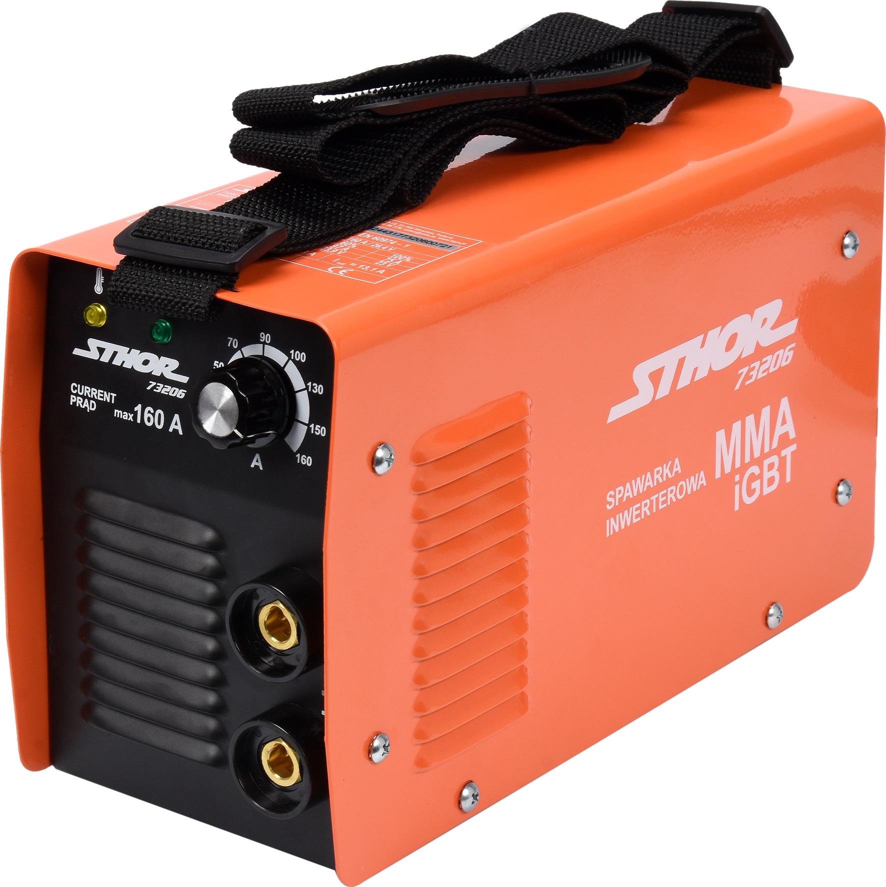 Invertor svářecí IGBT 160A