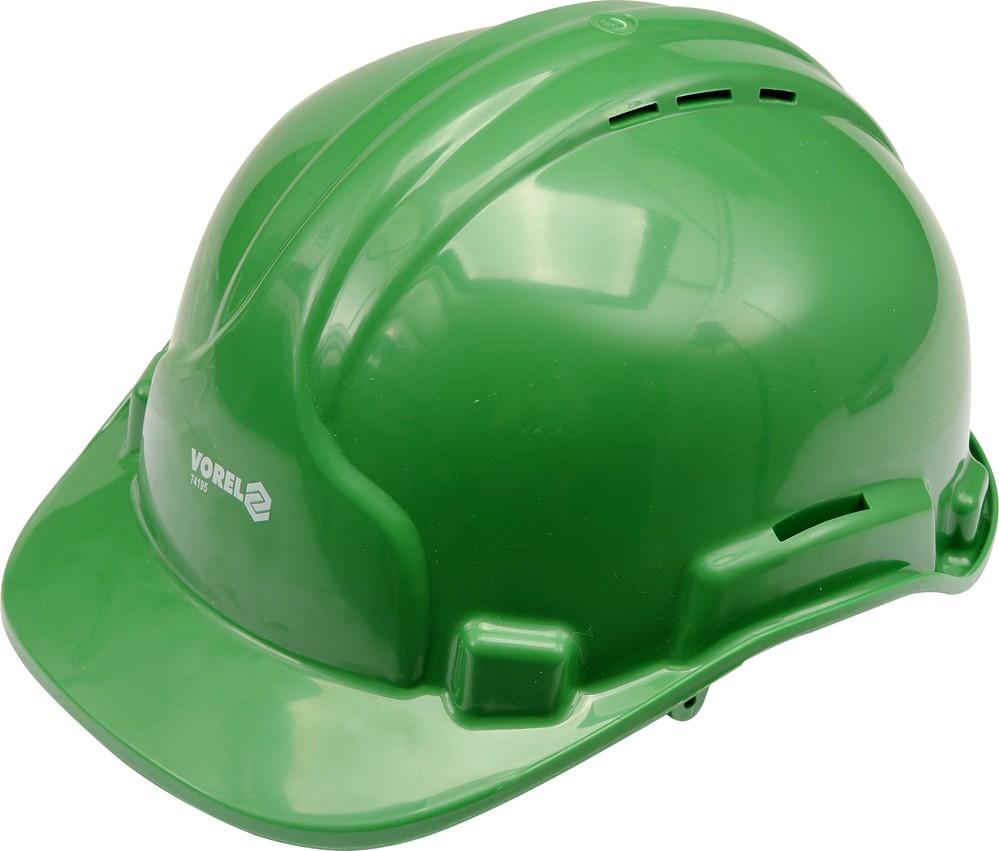 Přilba ochranná zelená