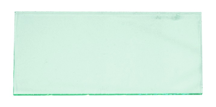 Kryt svářečského filtru 50 x 100 mm sklo typ E-0