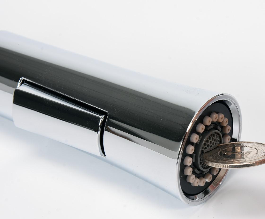 Baterie dřezová flexibilní 2 - bílá