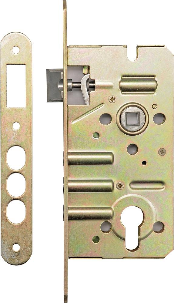 Vložka zápustná do dveří vložková 72/50 mm L/P