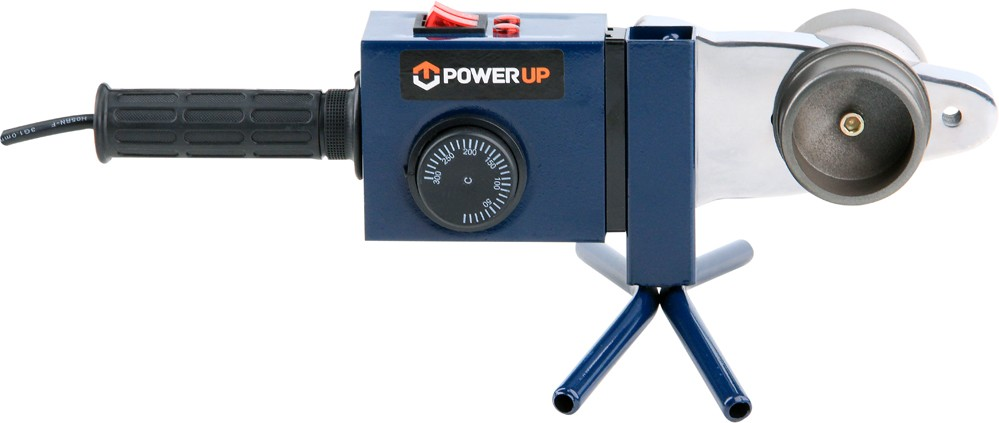 Svářečka polyfúzní na plast. roury 800W/1500W