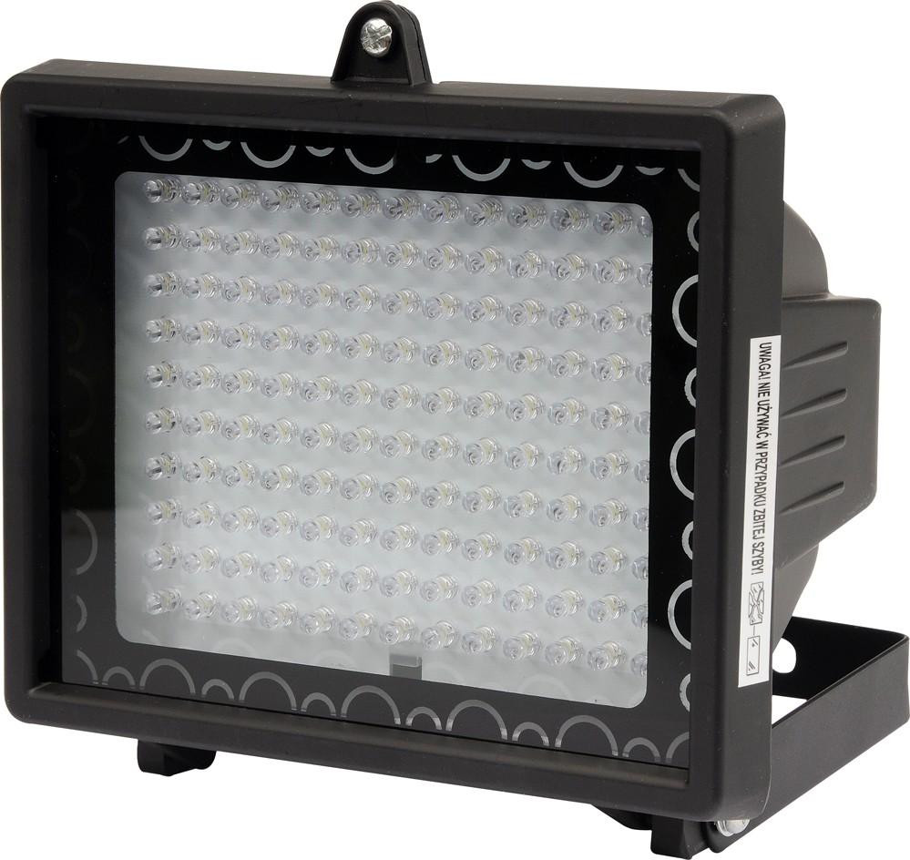 Reflektor 230V LED 130LED, 8W, IP54