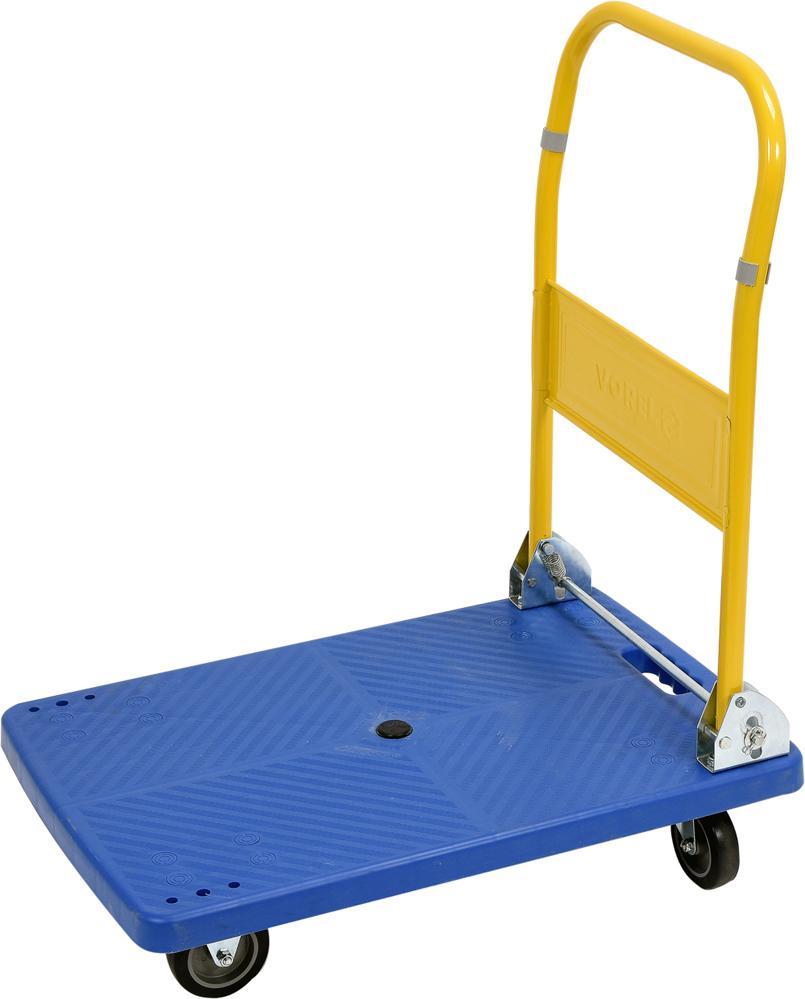 Dopravní vozík PLASTIC 72x47CM