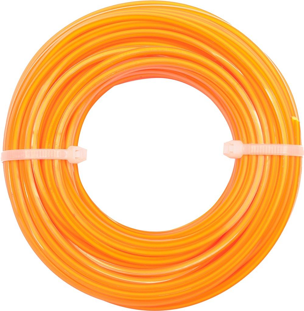 Struna do strunové sekačky čtvercový průřez 2,4 mm x 15 m EXTRANYL