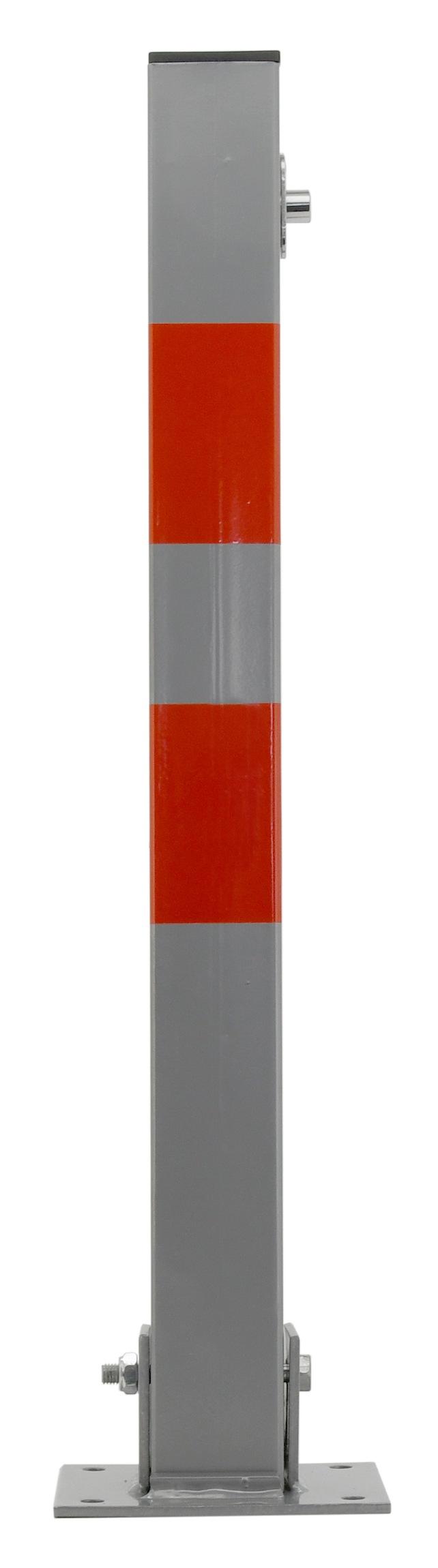 Parkovací zábrana typ I zamykací