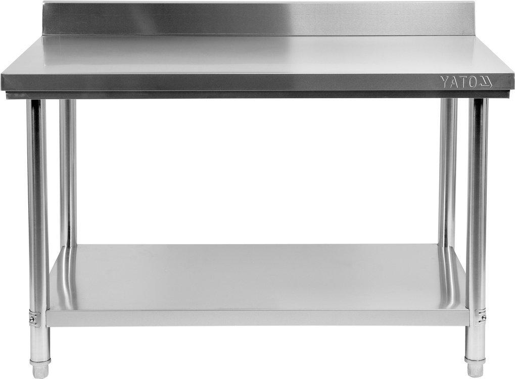 Pracovní stůl 160×70 v. 85cm + 10cm