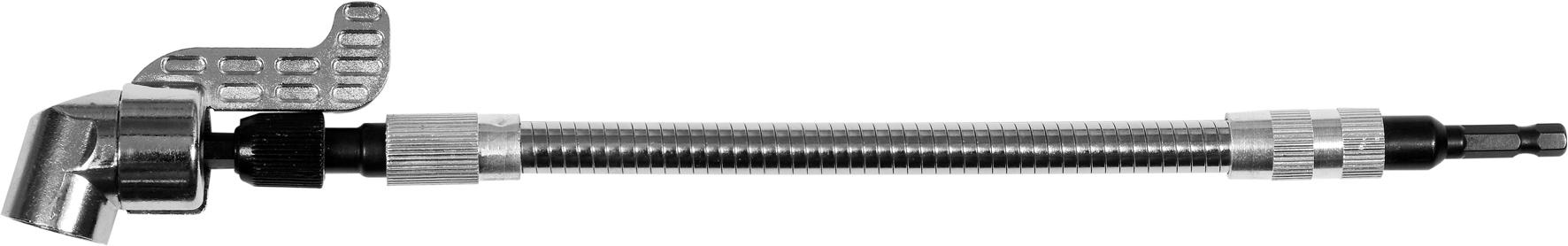 "Prodlužovací úhlový adaptér ohebný 1/4"" 325mm"