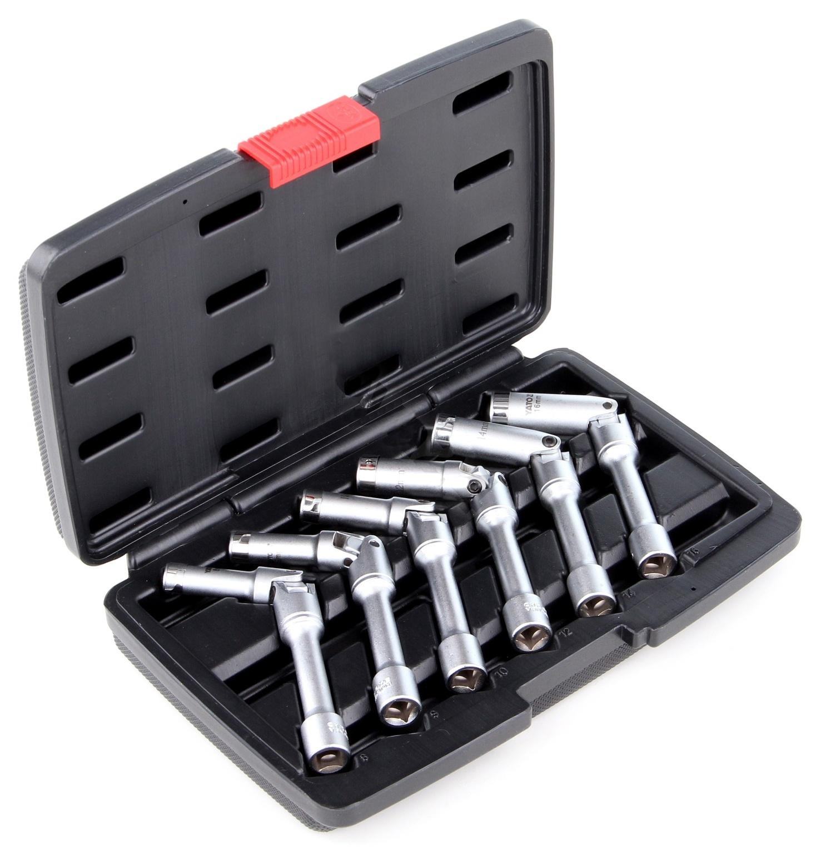 Klíč na svíčky sada 6ks 8-16mm