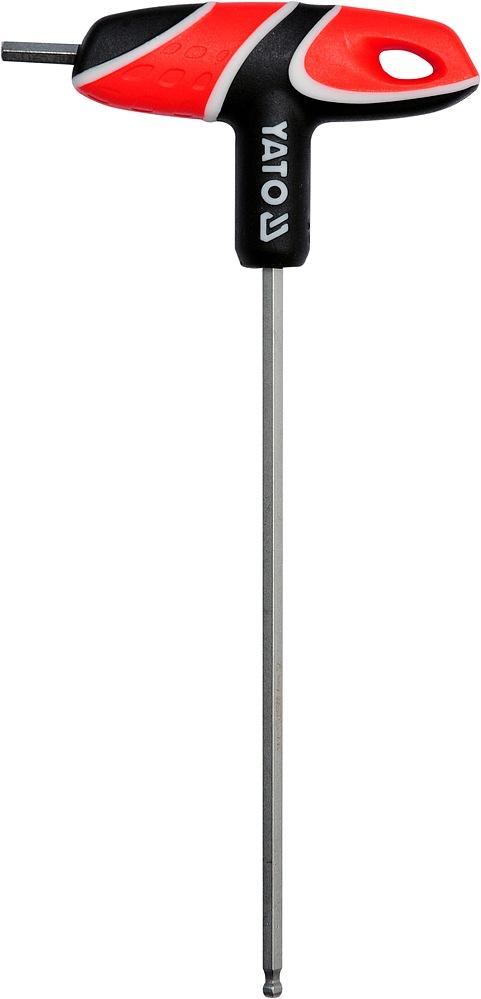 Šroubovák T imbus kulový 4 mm