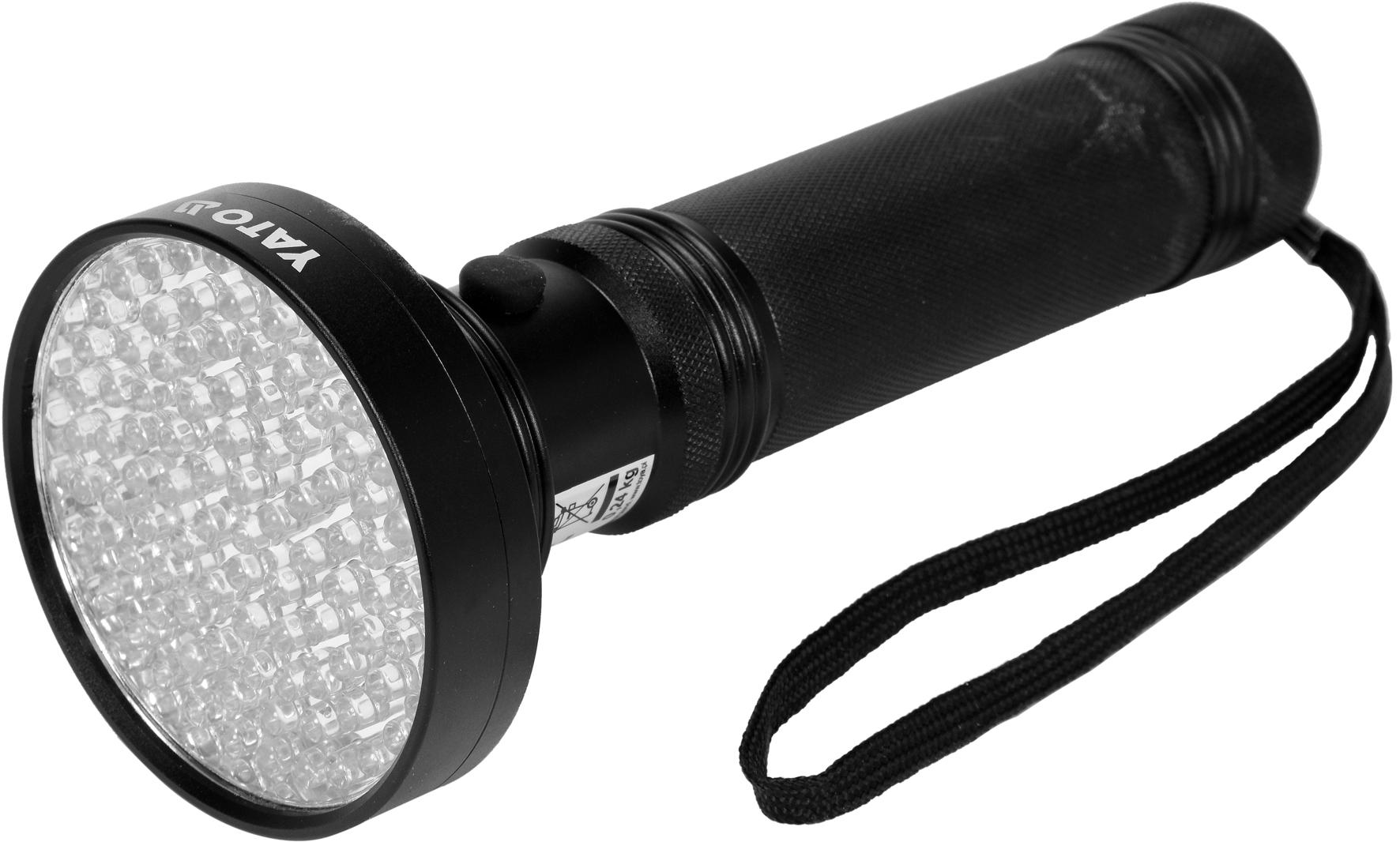 Sada UV lampy 100 LED + brýle