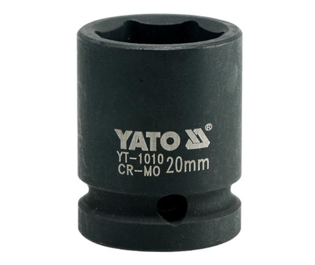 """Nástavec 1/2"""" rázový šestihranný 20 mm CrMo"""