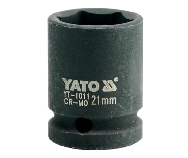 """Nástavec 1/2"""" rázový šestihranný 21 mm CrMo"""