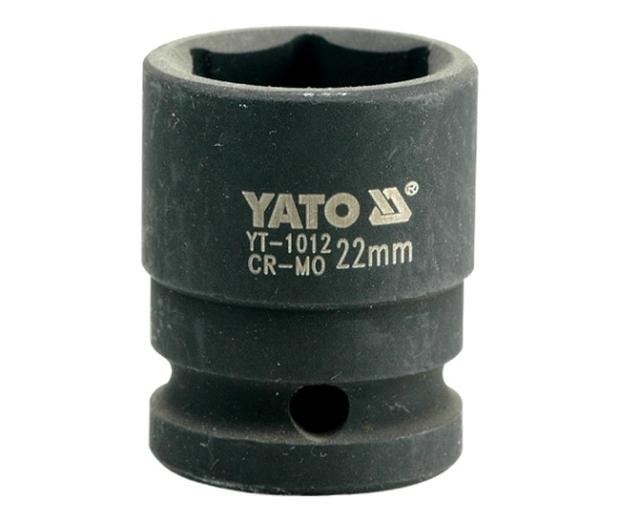 """Nástavec 1/2"""" rázový šestihranný 22 mm CrMo"""