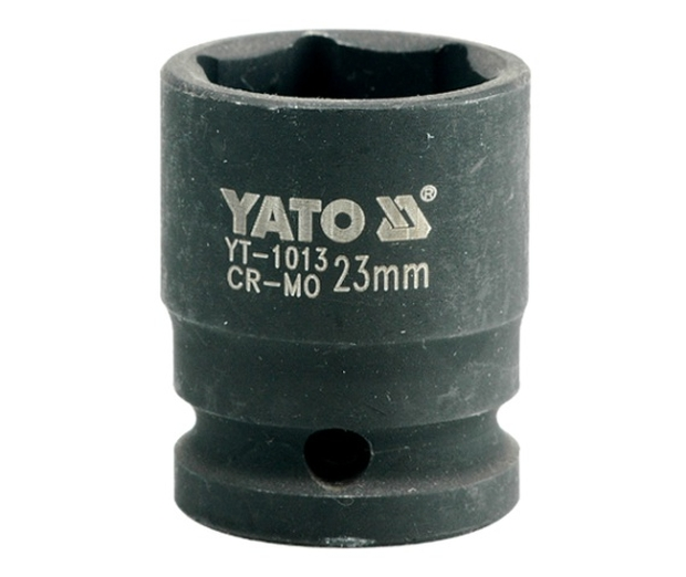 """Nástavec 1/2"""" rázový šestihranný 23 mm CrMo"""