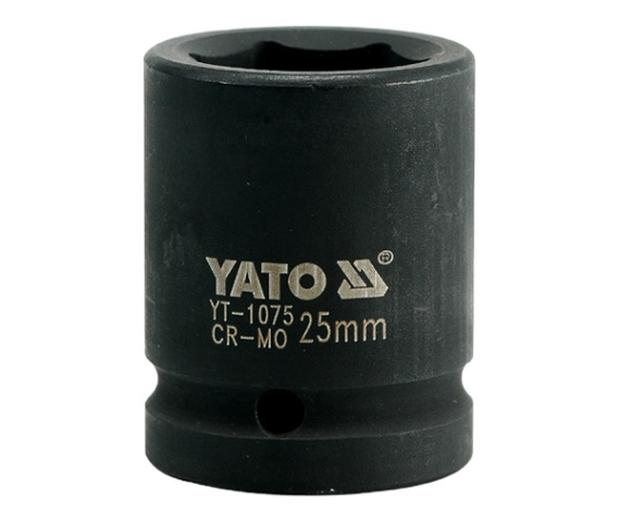 """Nástavec 3/4"""" rázový šestihranný 25 mm CrMo"""
