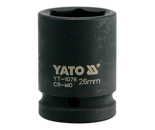 """Nástavec 3/4"""" rázový šestihranný 26 mm CrMo"""