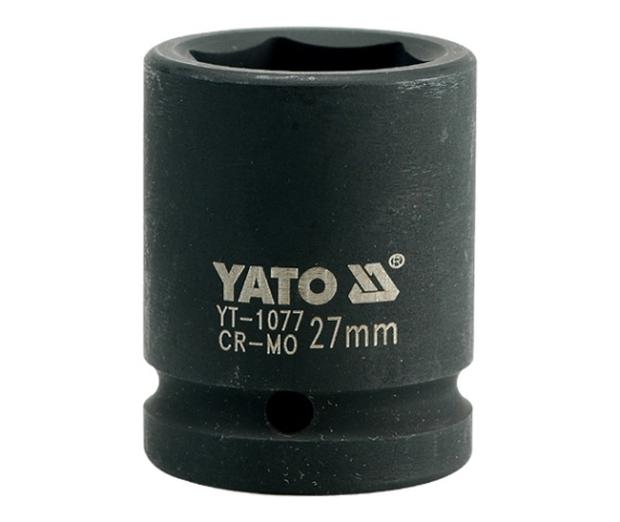 """Nástavec 3/4"""" rázový šestihranný 27 mm CrMo"""