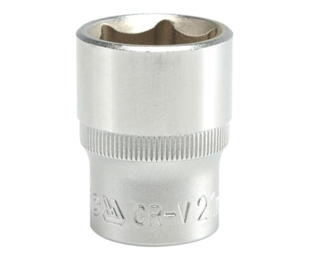 """Nástavec 1/2"""" 21 mm šetihranný"""