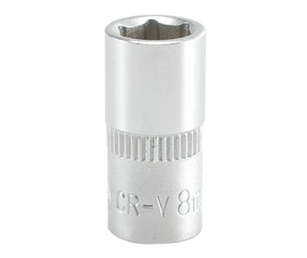 """Nástavec 1/4"""" 8 mm šestihranný"""