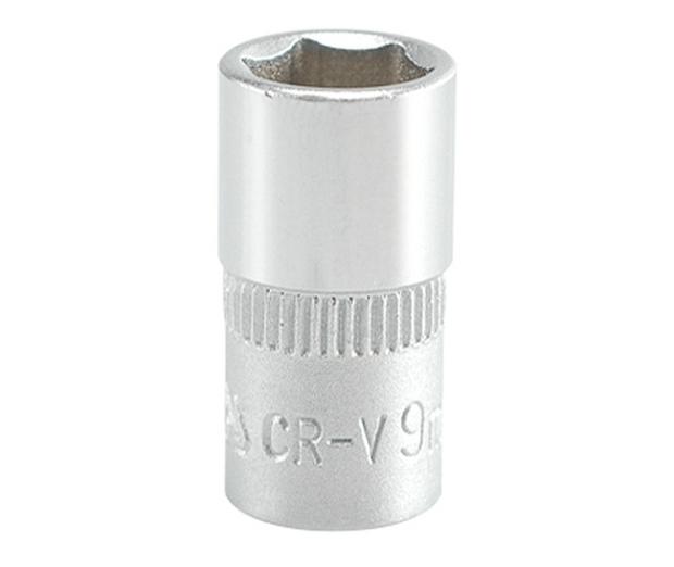 """Nástavec 1/4"""" 9 mm šestihranný"""