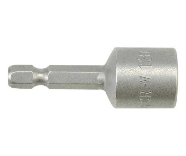 """Nástavec magnetický 1/4"""" 13 x 48 mm CrV blistr"""