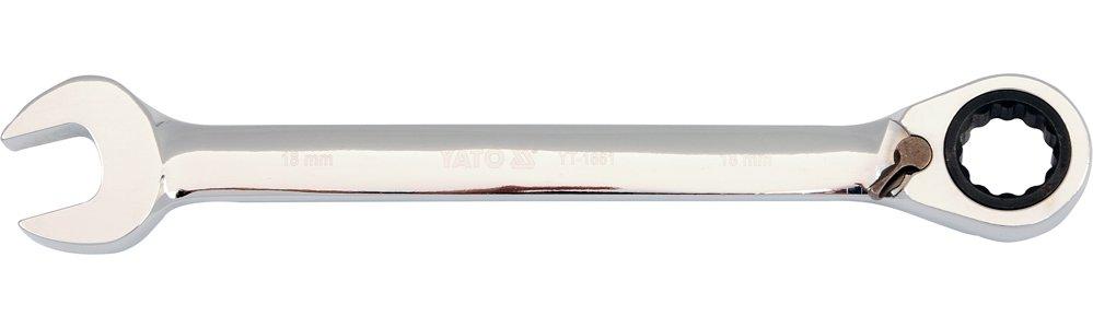 Klíč očkoplochý ráčnový 28mm
