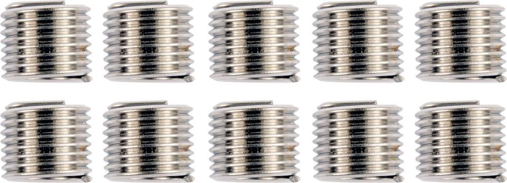Spirálová vložka na opravu závitů M12 10 ks