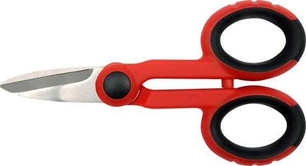 Nůžky 140 mm elektrikářské