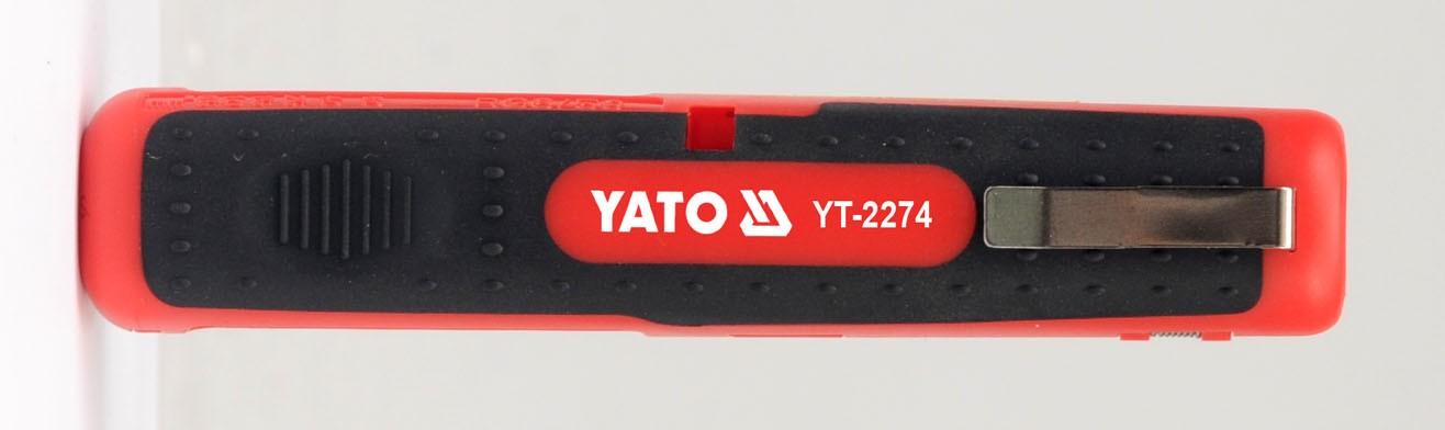 Kleště odizolovací 125 mm, průměr 0,5-6,0 mm