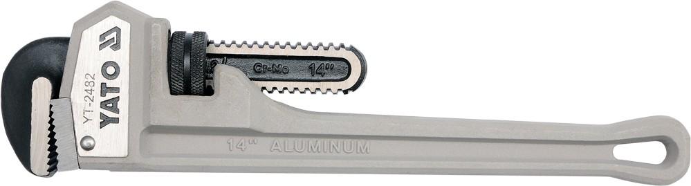 """Klíč na trubky 14"""" (350 mm) Al"""