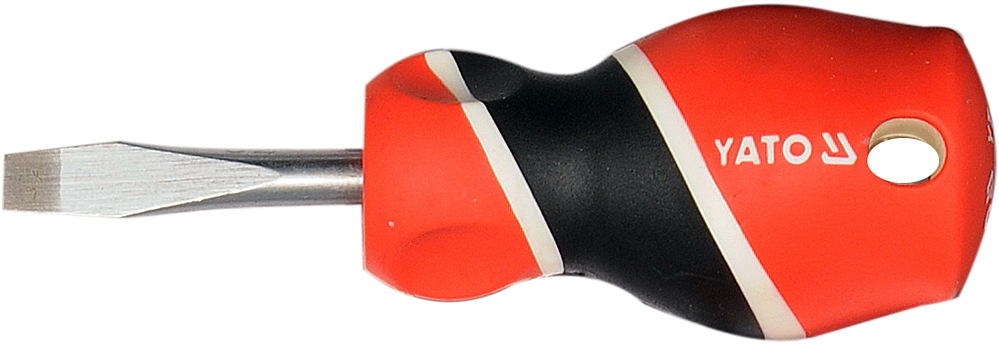 Šroubovák plochý 6 x 38 mm magnetický S2
